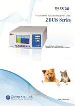 ZEUS Series for Veterinary Catalogue