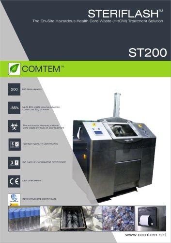 STERIFLASH ST200