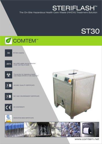 STERIFLASH ST30