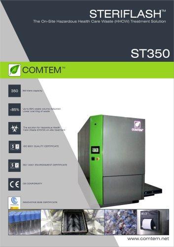 STERIFLASH ST350
