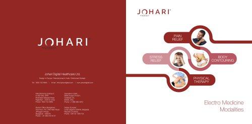 Electro Medicine Technologies - Johari Digital