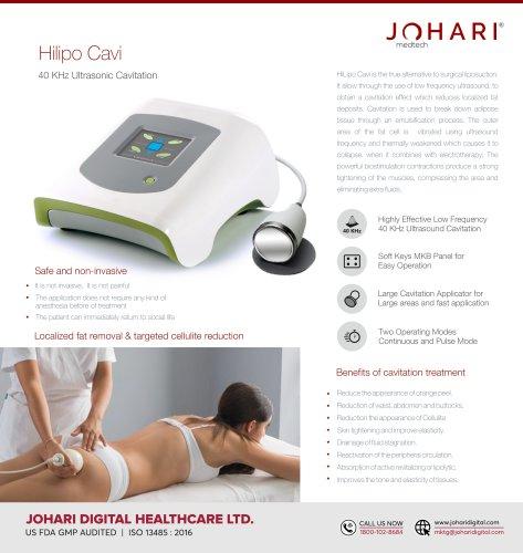 Hilipo Cavi - Ultrasound Cavitation