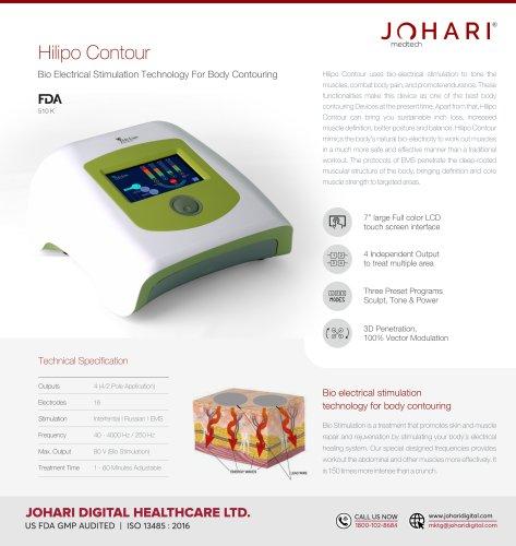 Hilipo Contour - Bio Stimulation Device for Body Contouring