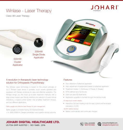 Winlase - Laser Therapy