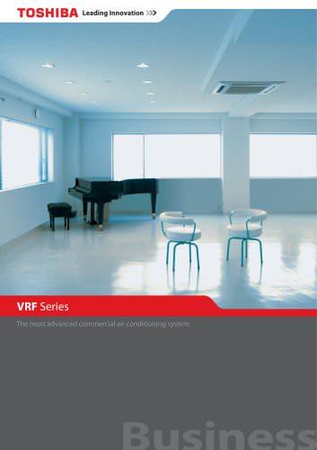 VRF Series - Business brochure