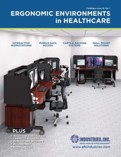 ERGONOMIC ENVIRONMENTS in HEALTHCARE - 2014