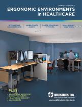 Ergonomic Environments in Healthcare Catalog Issue 18, Vol. 1