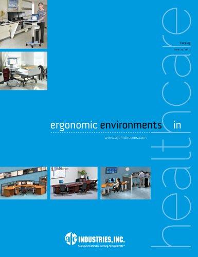 Ergonomic Environments in Healthcare Catalog Issue 22, Vol. 1