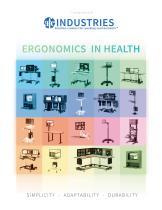 ERGONOMICS IN HEALTH