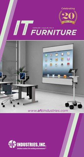 Information Technology Furniture Vol. 5