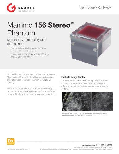 Mammo 156 Stereo™