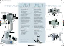 JVL/1 ophthalmometer - 1