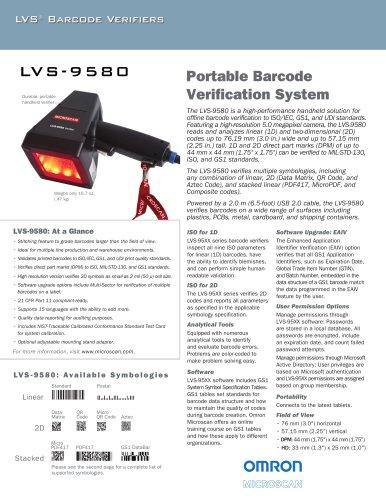 LVS-9580