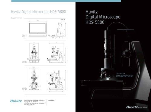 HDS-5800 Series