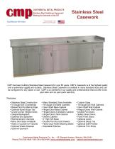 Stainless Steel Casework - 1