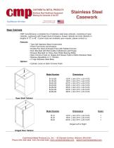 Stainless Steel Casework - 2