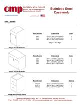 Stainless Steel Casework - 4