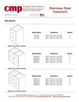 Stainless Steel Casework - 5
