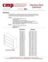 Stainless Steel Casework - 6