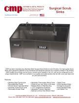 Surgical Scrub Sinks - 1