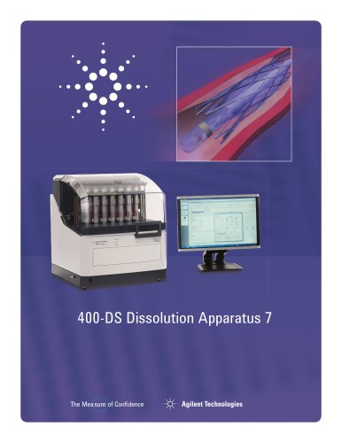 400-DS Dissolution Apparatus 7