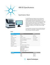 400-DS Dissolution Apparatus Specification - 1