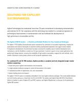 Agilent 7100 CE and CE/MS Solutions ? Flexibility and reliability to amplify your findings - 2