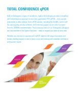 Agilent Real-Time PCR Solutions, AriaMx Brochure - 2
