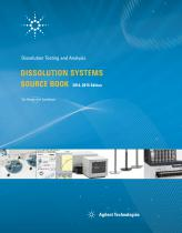 DISSOLUTION SYSTEMS SOURCE BOOK 2014-2015 Edition - 1
