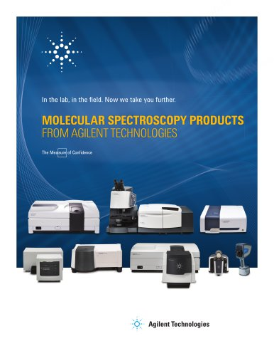 MOLECULAR SPECTROSCOPY PRODUCTS