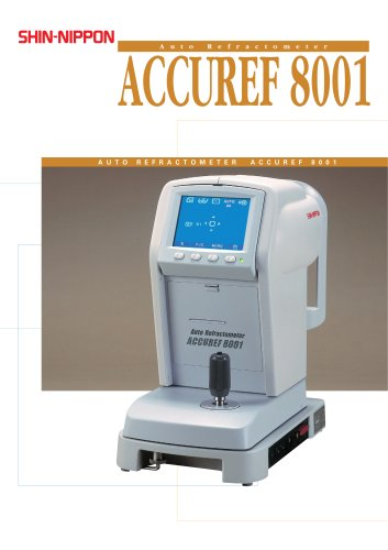 Accuref 8001