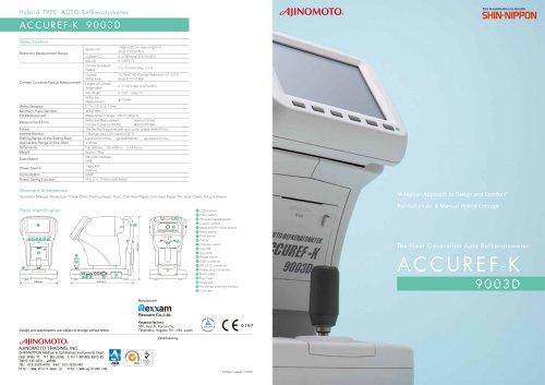 Accuref-K 9003D