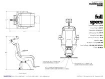 EXAMINATION CHAIR Model 2000-CH - 9