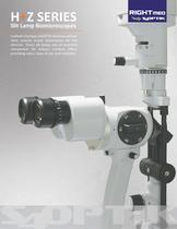 SL-H3 Slit Lamp - 1