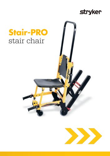 Stryker Stair-PRO stair chair