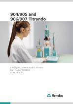 904/905 and 906/907 Titrando