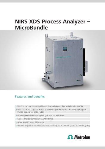 NIRS XDS Process Analyzer ? MicroBundle