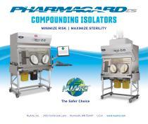 PharmaGard Compounding Isolators