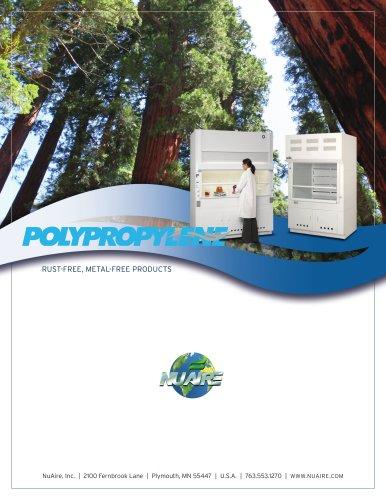 Polypropylene Laboratory Equipment