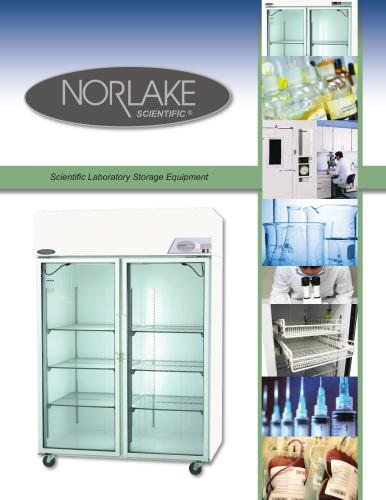 Scientific Laboratory Storage Equipment