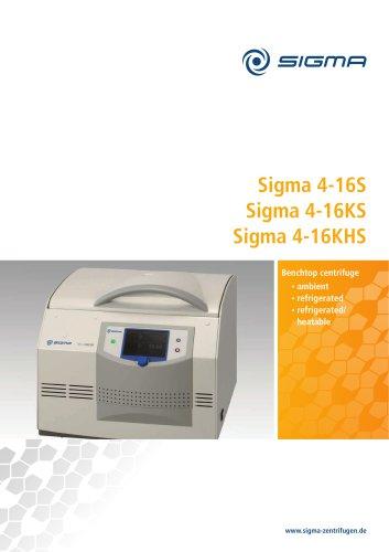 Sigma 4-16KHS