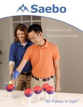 Saebo Product Catalog - 1