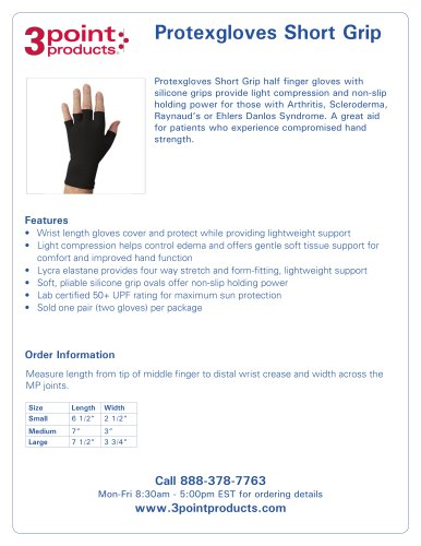 Protexgloves Short Grip
