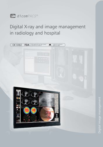 Dicompacs Digital X Ray And Image Managemer In Radiology And Hospital Or Technology Oehm Und Rehbein Pdf Catalogs Technical Documentation