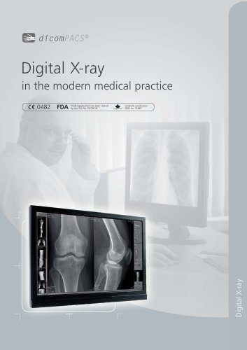 Digital X-ray in the modern medical practice