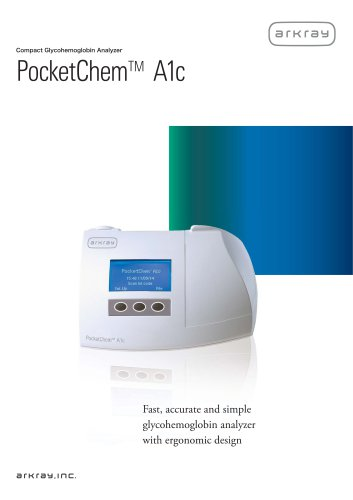 PocketChem A1c
