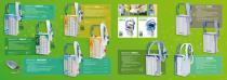 Drentech line - Drainage systems for cardio-thoracic surgery