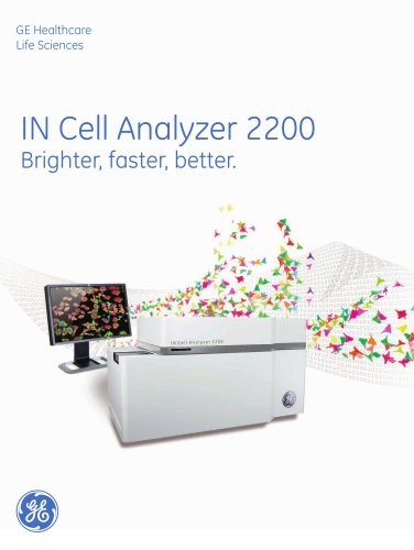 IN CELL ANALYZER 2200