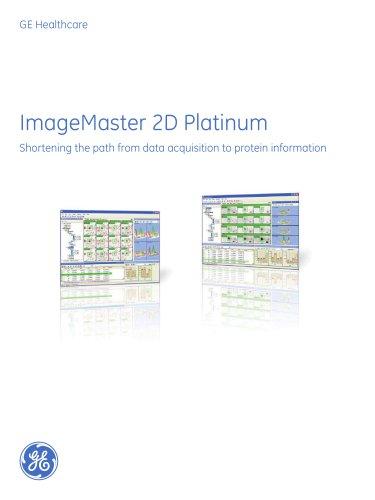 ImageMaster 2D Platinum