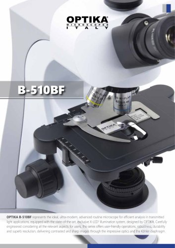 OPTIKA B-510BF